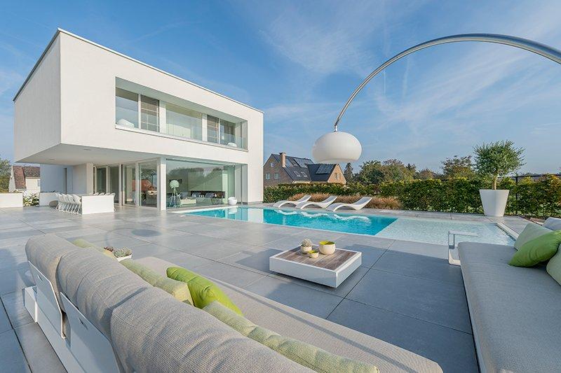 Witte villa | P2_Architecten