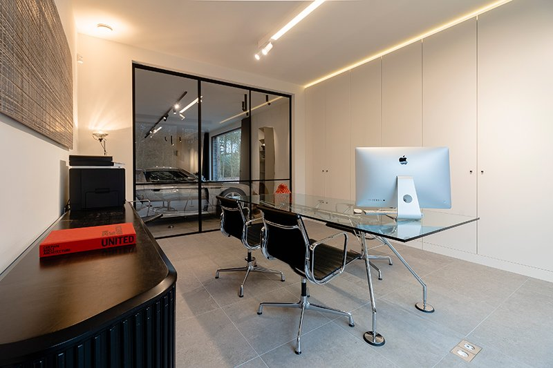 Sfeervol wonen in de natuur, KOON Architectuur, Toon Mennes, bureau