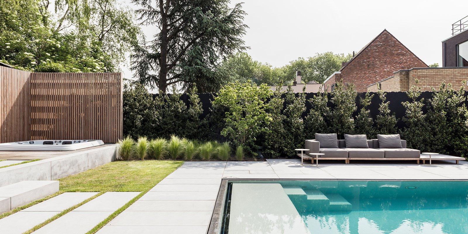 Terras met betontegels | Betonal