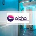 Nieuwste trend van afkoelen, Alpha Industries, wellness, sauna, sneeuw