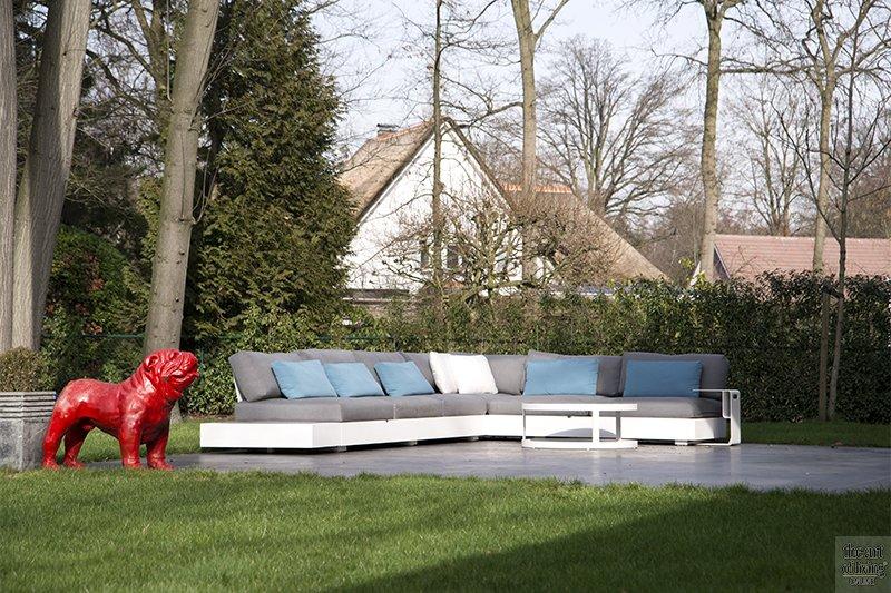 Villa, Icoon.be Architecten, Moderne villa, modern, strak, glaspartijen, lichtrijk, modern interieur
