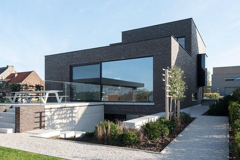 Hofmans Architecten - Minimalistische villa