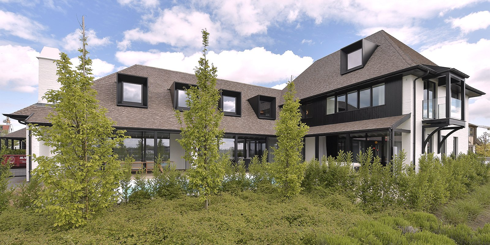 Strandvilla, ingetogen vormgeving, Arcas, the art of living, Arcas Architecture & Urbanism