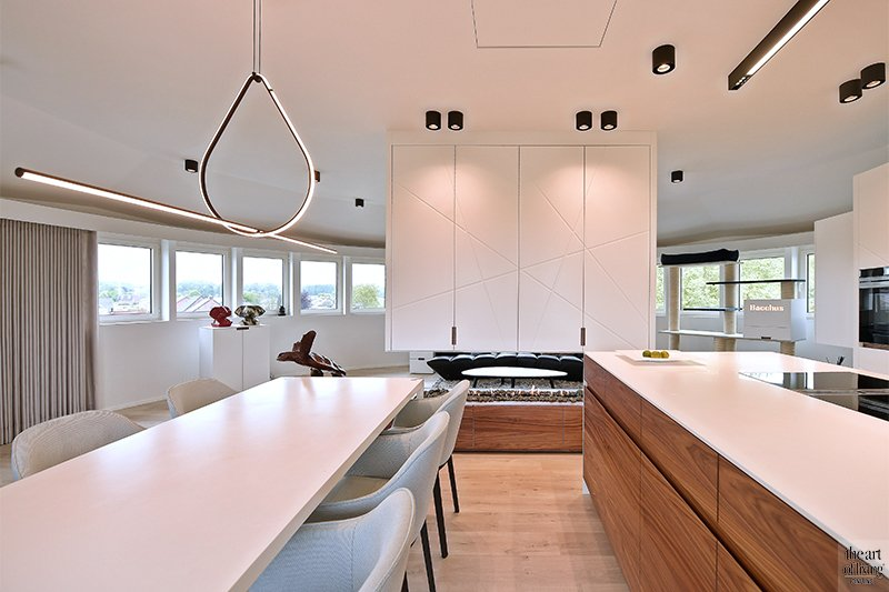 Interieurdesign, Cr33mers, the art of living
