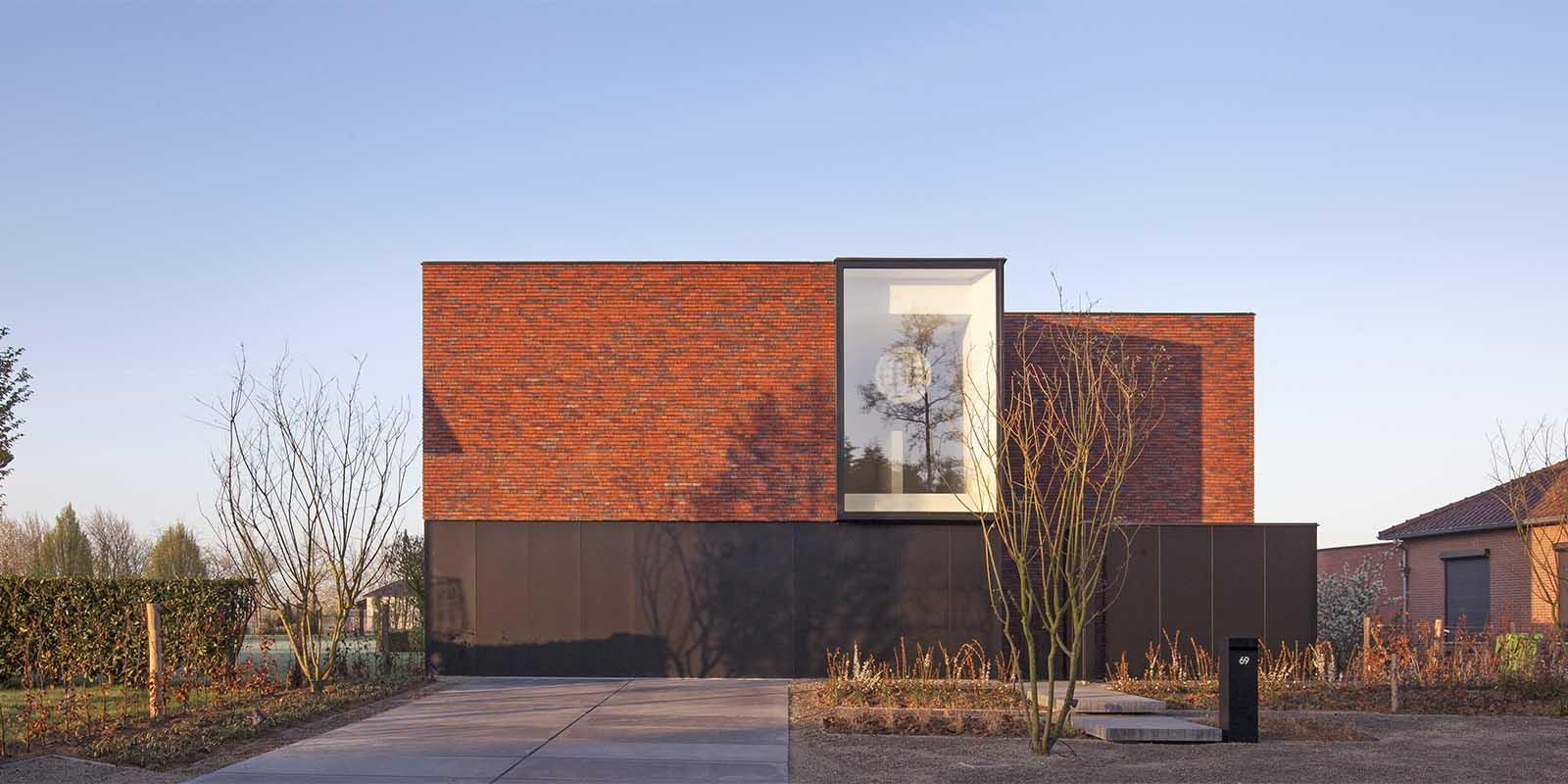 Moderne woning, egide meertens, the art of living