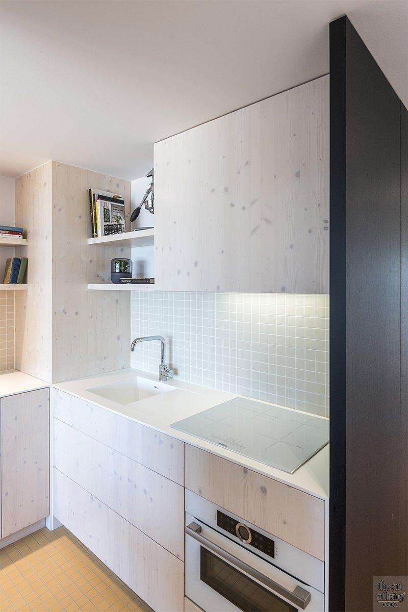 appartement inrichting, Marc Soenen, the art of living
