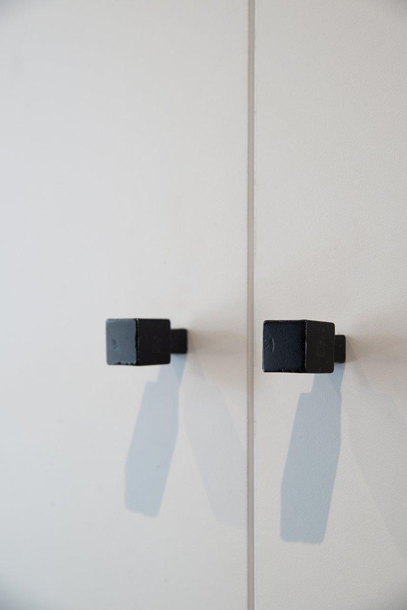 Modern deurbeslag, Dauby, Deurbeslag