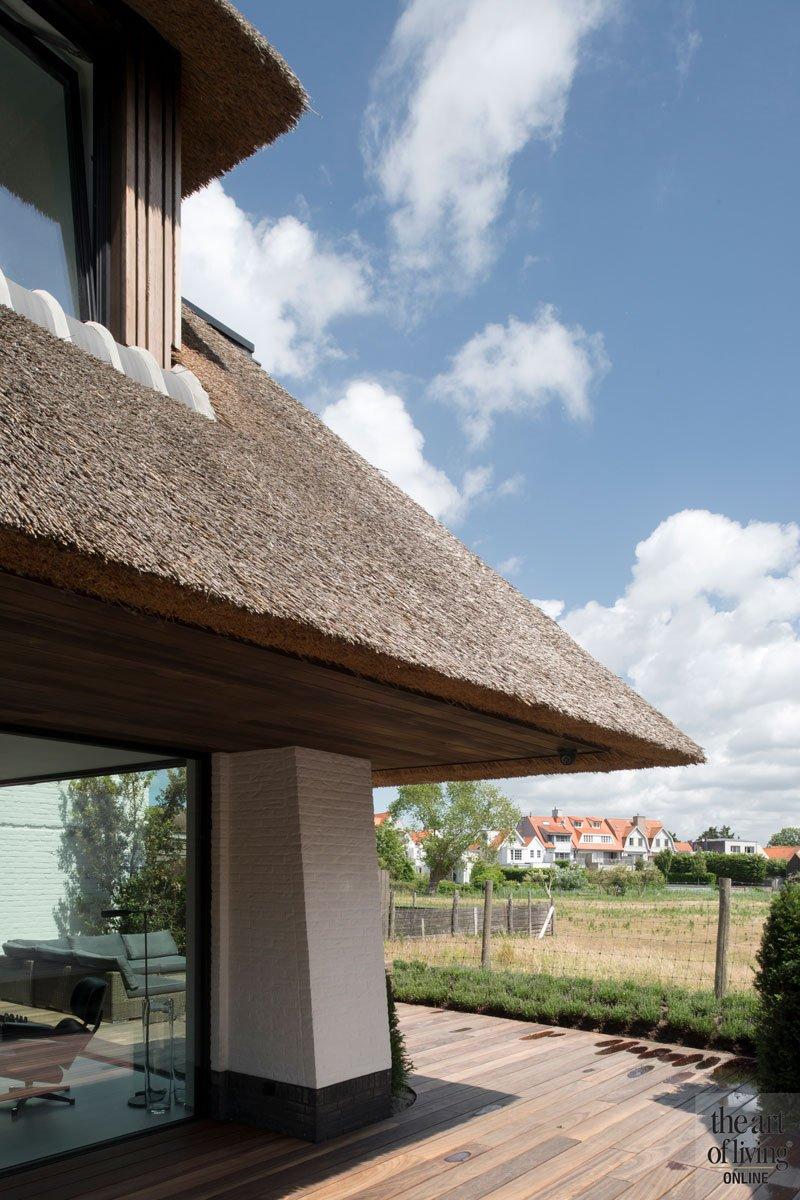 Rieten dak, Daken, Inspiratie, Exterieur