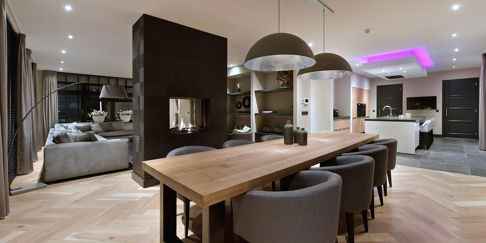 Open keuken, Thomas de Gier, Keuken inspiratie, Keuken, Eetkamer