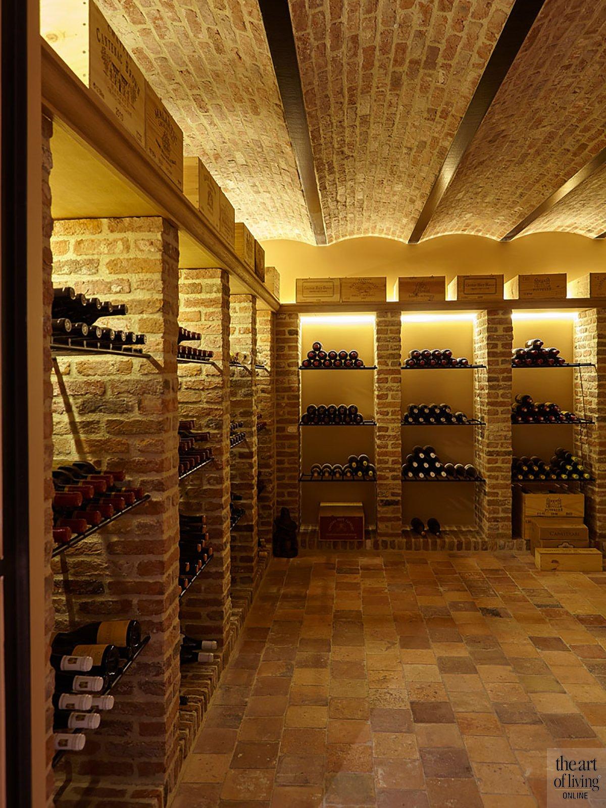 Wijnkelder, Inspiratie