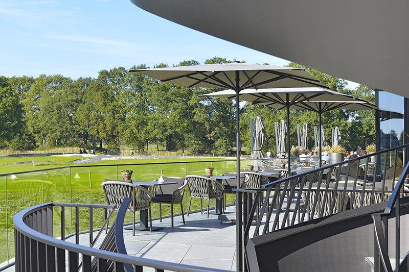 terrasaankleding, borek, golfbaan cromvoirt