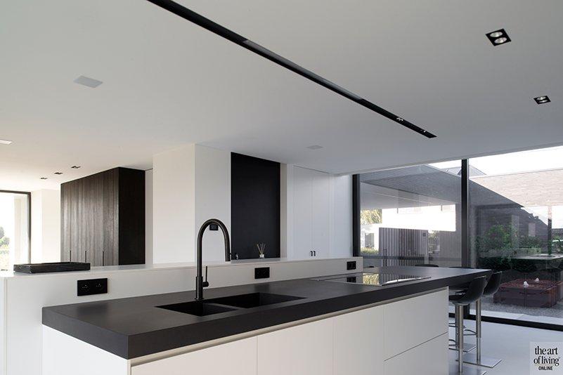 keuken, tijdloos keukenblad, cosentino
