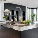 Design keuken, Culimaat, Bob Manders, Eikenhout, RVS