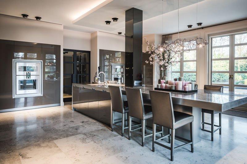 Culimaat, high end kitchens, keuken, op maat, luxe