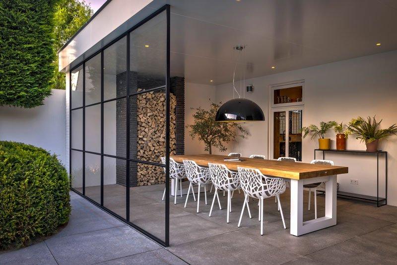 Fonkelnieuw Sfeervolle design tuin | Knops Tuindesign - The Art of Living (BE) GD-07
