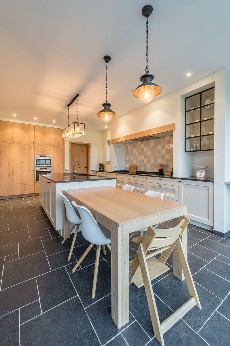 Landelijke keuken, Augustijns keukens en interieur, luxe keuken, wit, exclusief