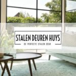 stalen binnendeuren, Stalendeurenhuys, modern, industrieel