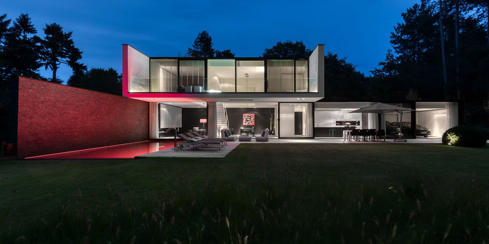 Moderne villa , Icoon architecten, the art of living