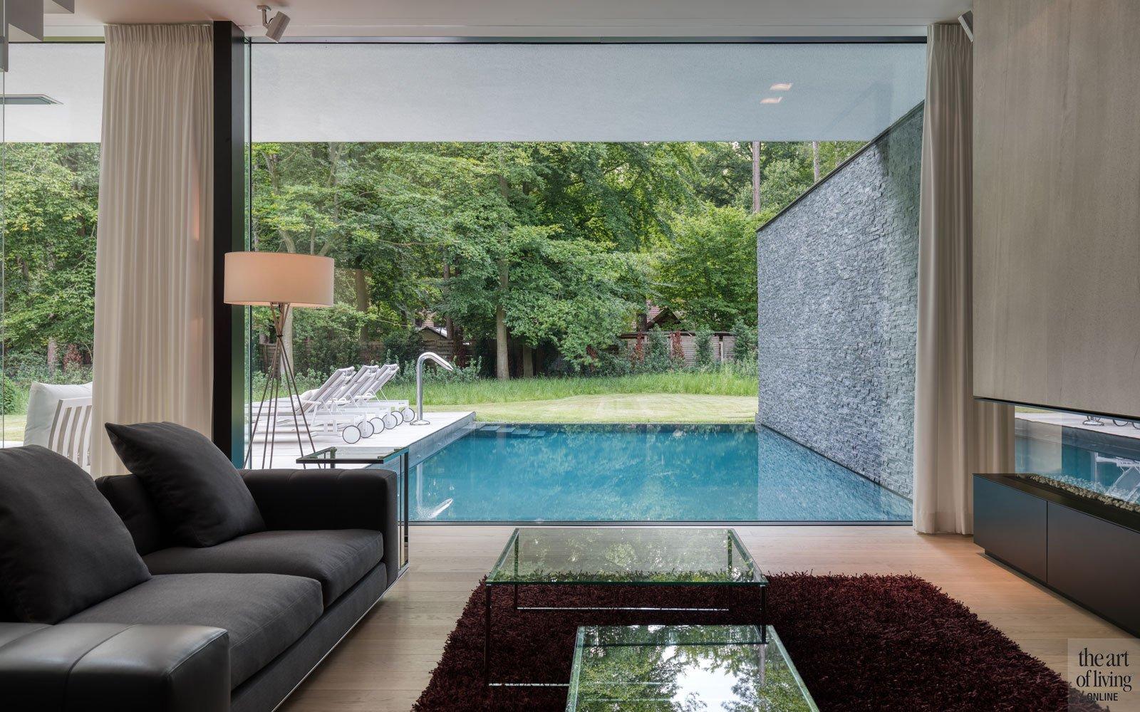 Moderne villa , Icoon architecten, the art of living