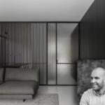 Ve'rs interieur, Ruben Vercaigne, zwart-wit, tijdloos, details, duurzaam, functioneel, materiaalgebruik, strak