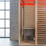 infrarood sauna, alpha industries, wellness, thuis wellness, spa, exclusief
