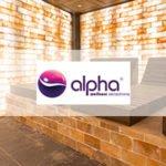 zoutsteensauna, alpha industries, luxe, exclusief, ontspanning, reiniging