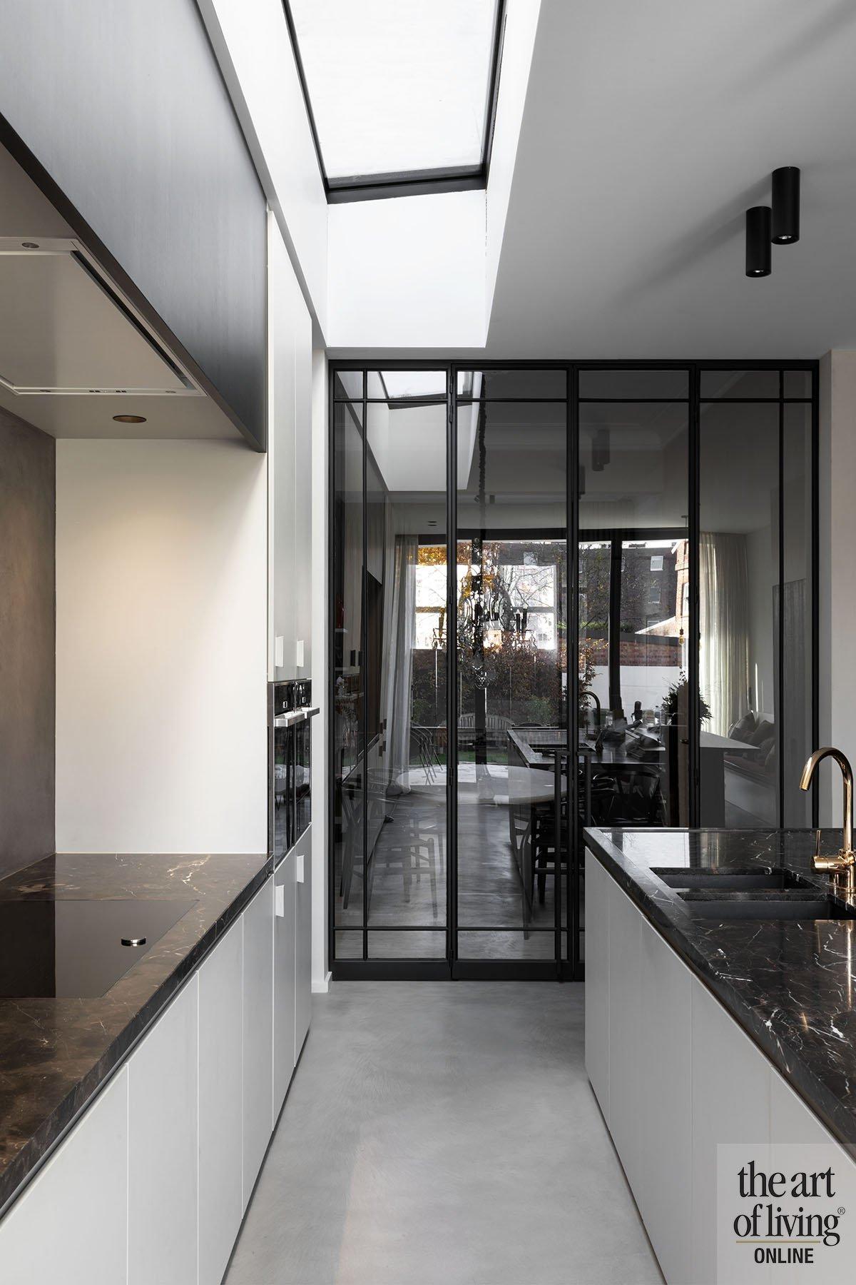 interieur ideeen, natascha persoone, strak interieur, modern