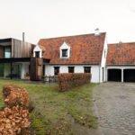 Charmante villa, michael van maldeghem, authentiek, nieuwbouw, hedendaags