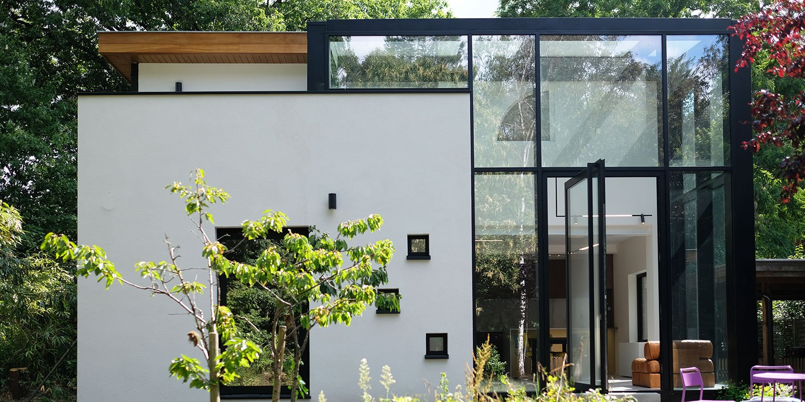 Hedendaagse woning, NONA Architectuur