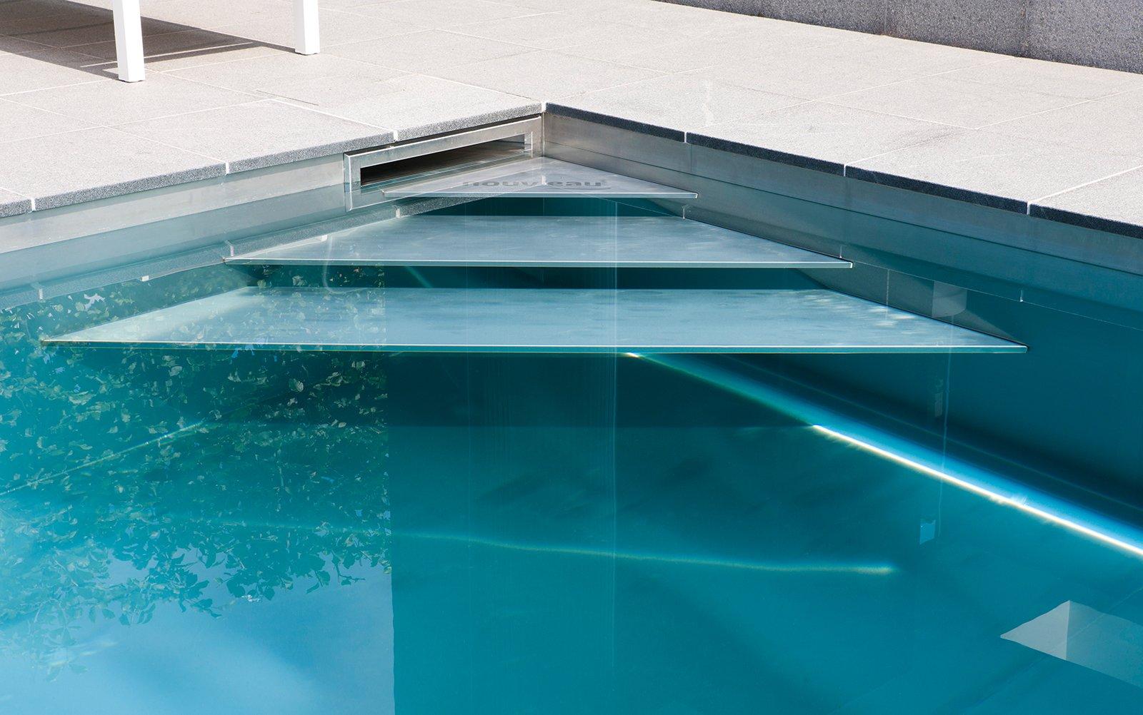 Exclusief zwembad, prachtig uitzicht, Nouv'eau Zwembaden