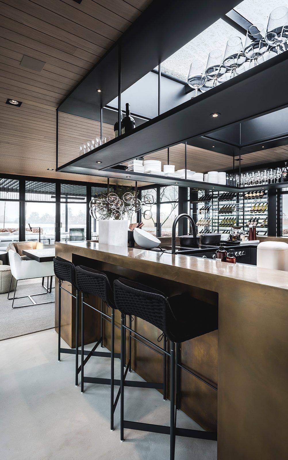 culimaat, Marcel Wolterinck, luxe keuken