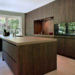 landelijke keuken, stenen blad, Cosentino