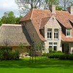 sels villabouw, landelijke villa