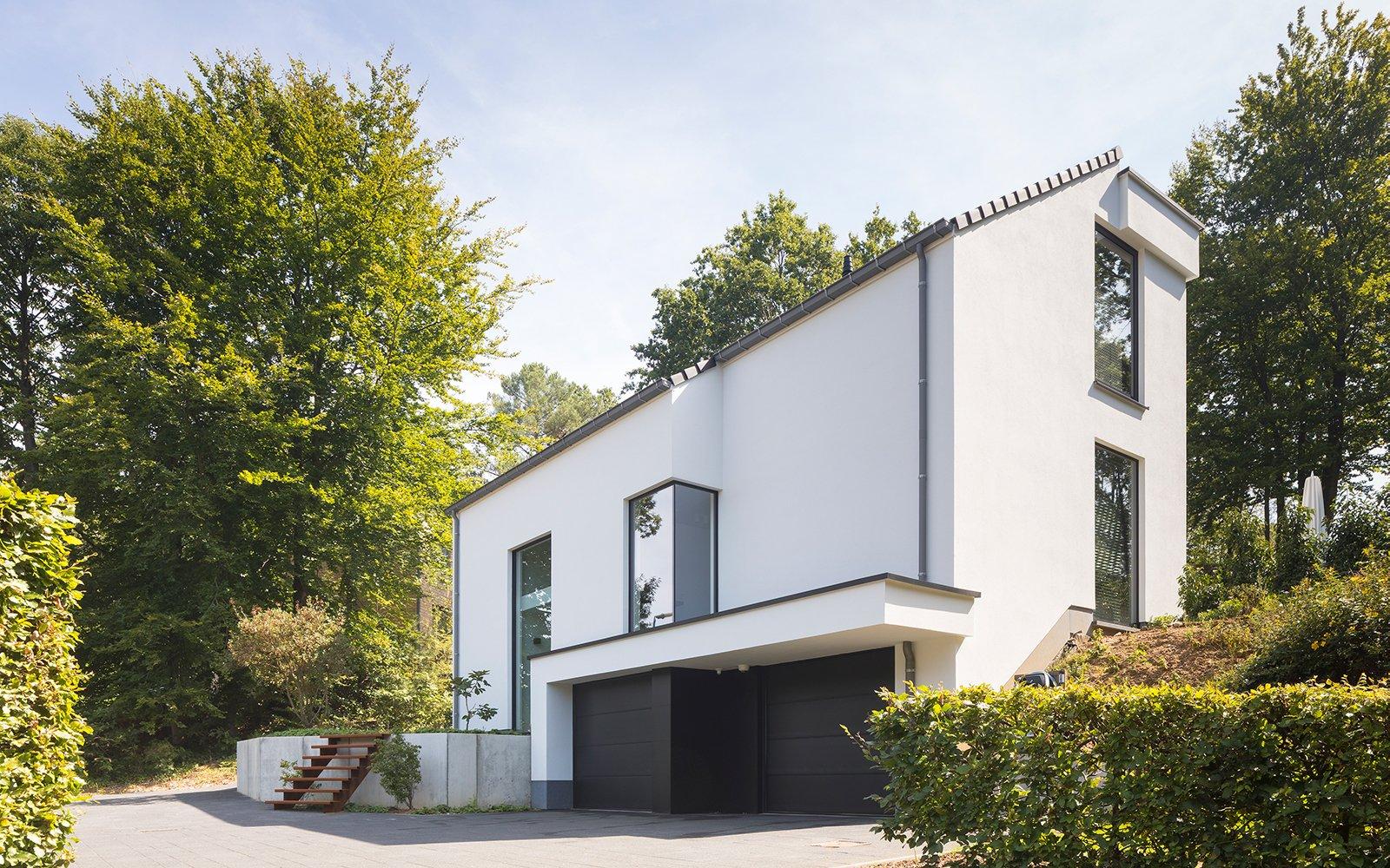 Transformatie, renovatie, magnus villas