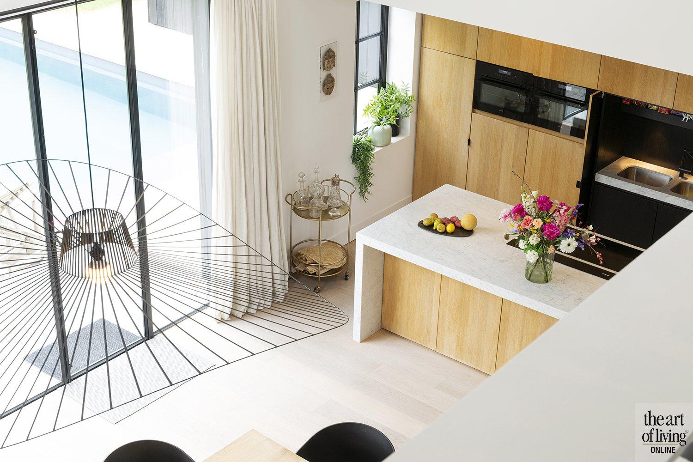 bungalow, Viaz Architecten, the art of living