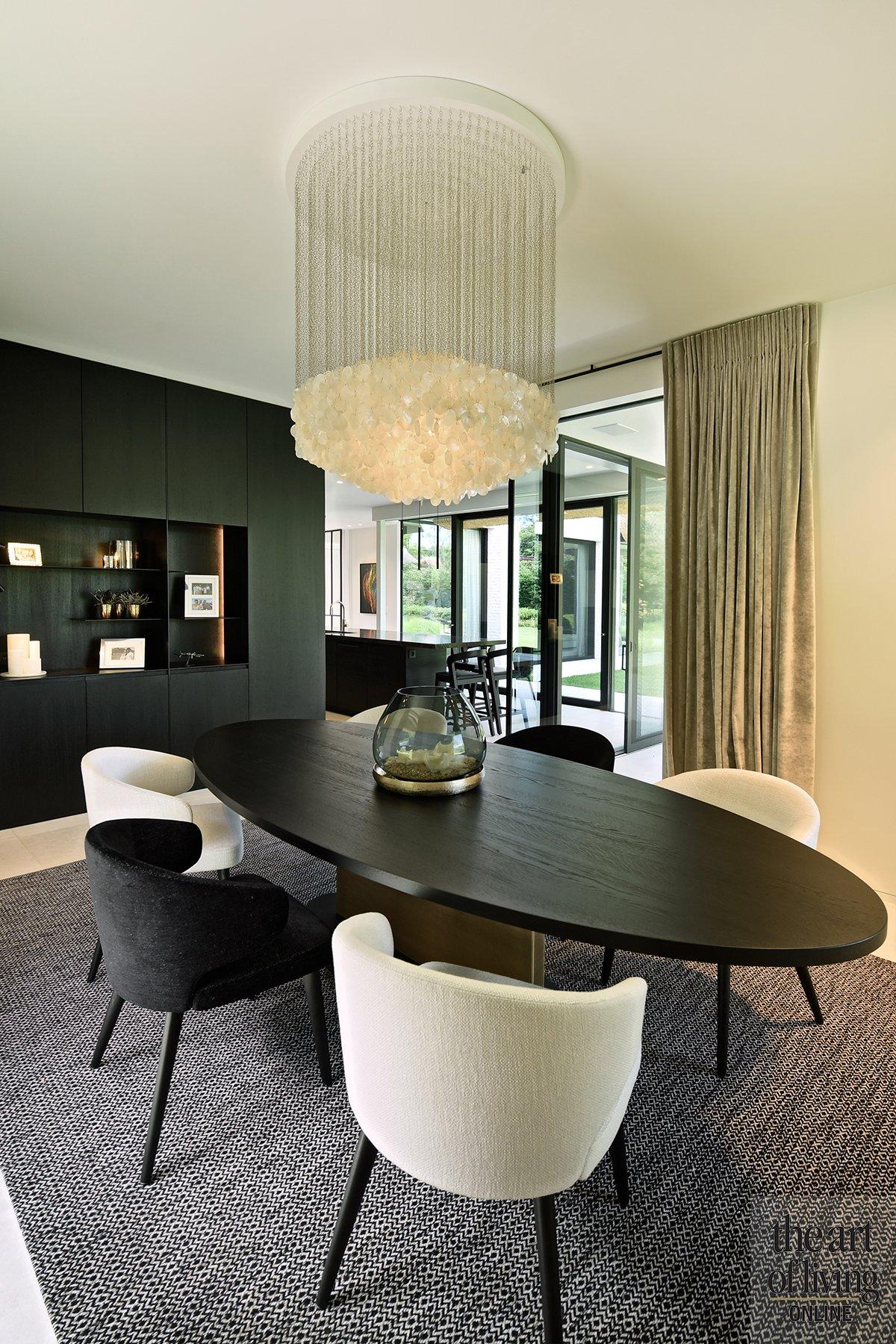 Interieurplan, Sels Villabouw, the art of living