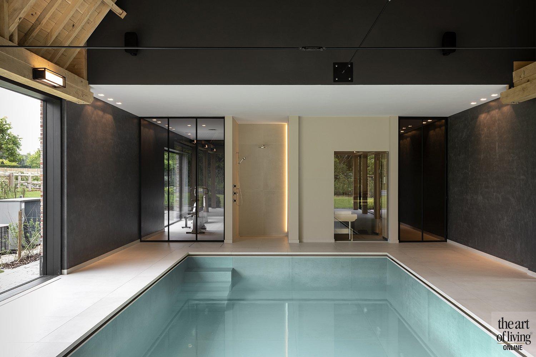 Landelijke villa, Inarto Architecten, the art of living