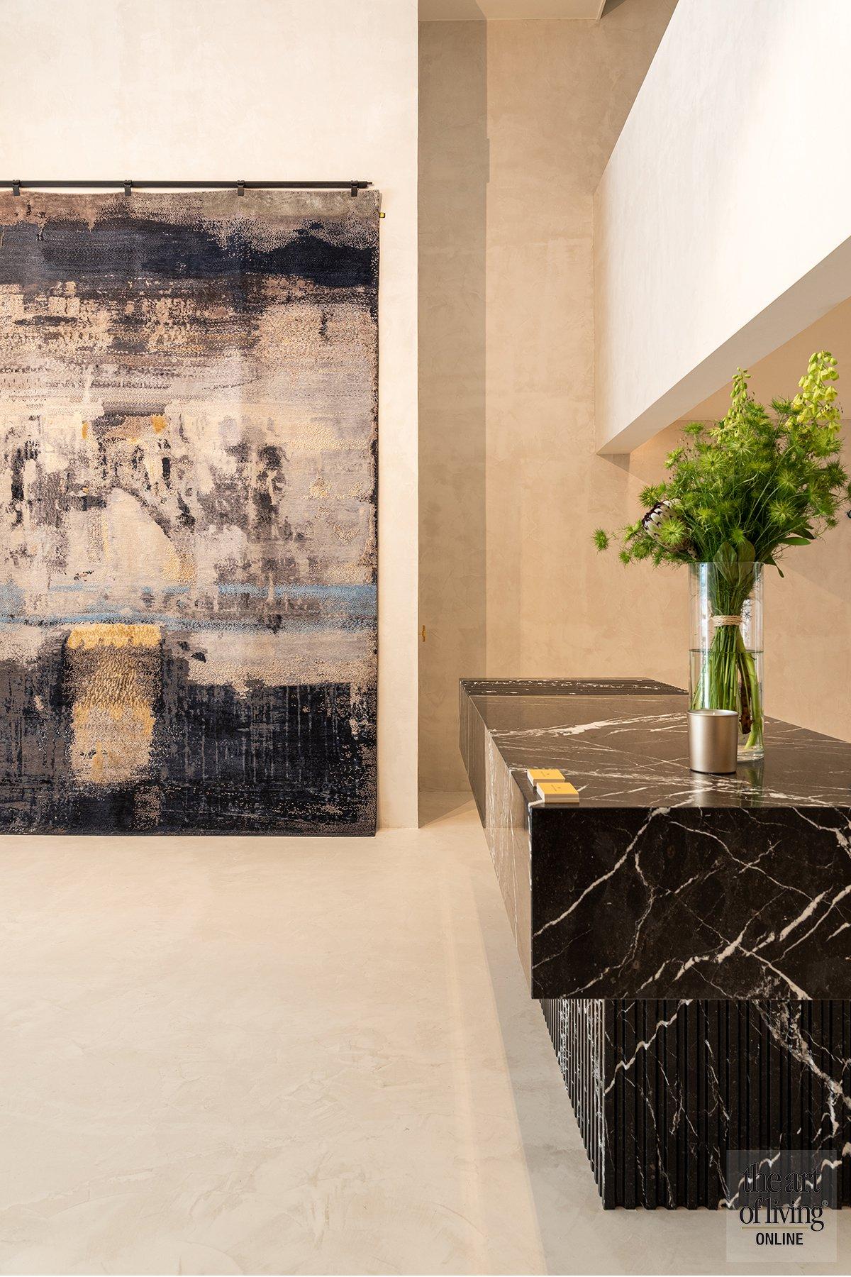minimalistisch interieur, Thibault van Renne, the art of living