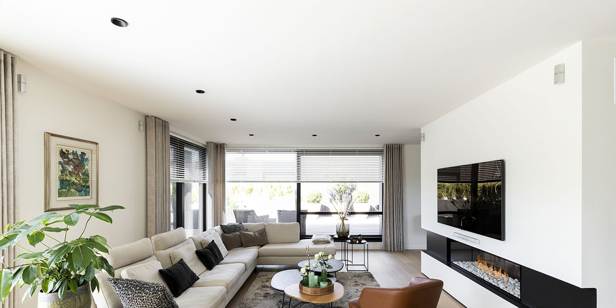 Modern appartement, ANSO interieur, the art of living