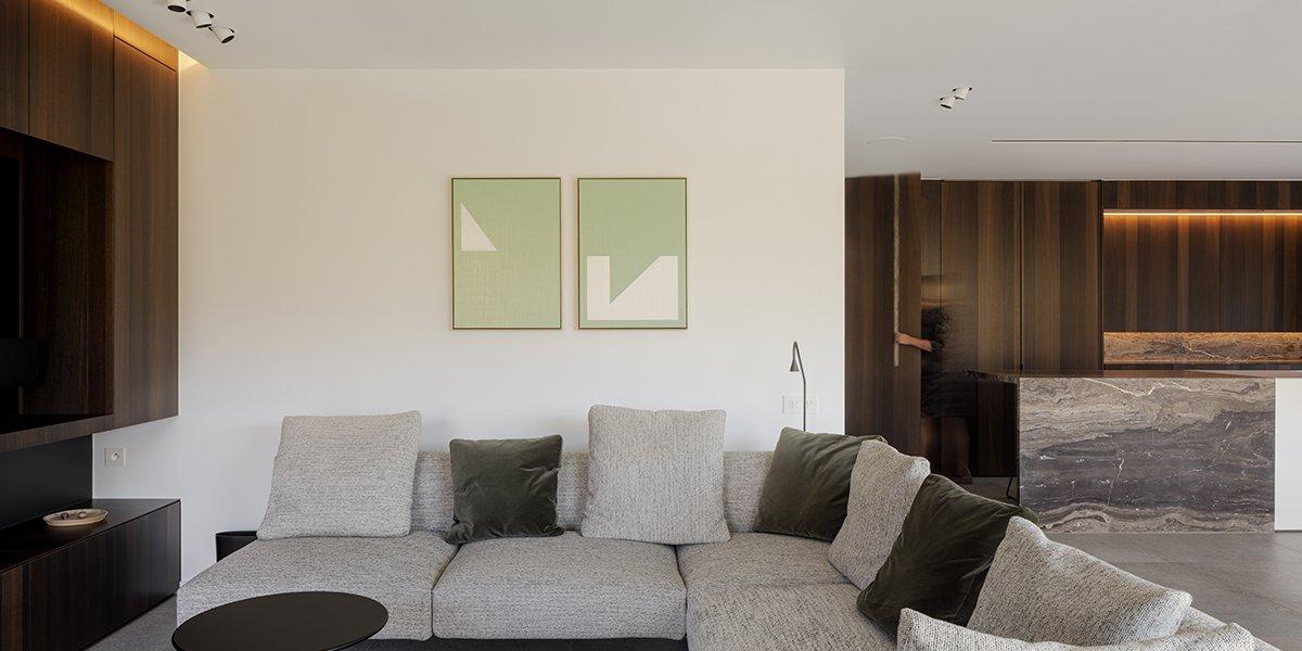 Nieuwbouwwoning, Pieter Schoolaert, the art of living