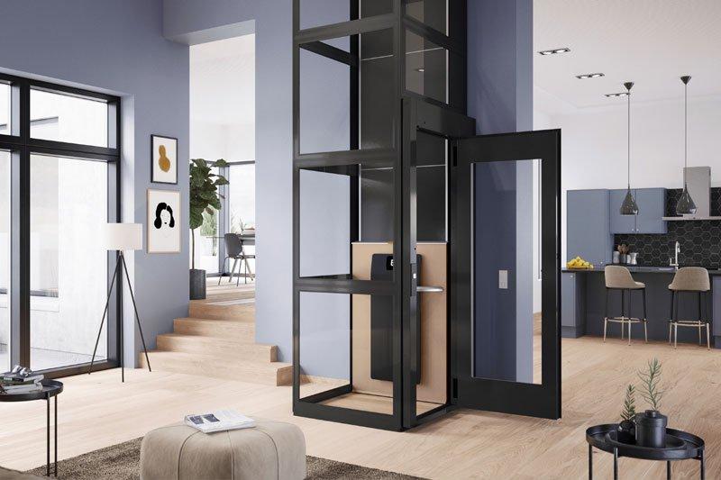 Aesy Liften, huislift, comfort