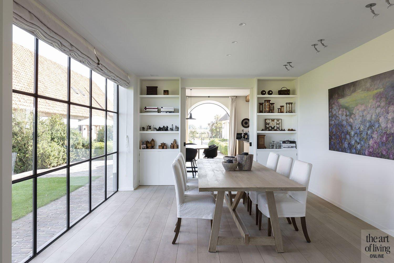 Landelijke woning, Dries Bonamie, the art of living