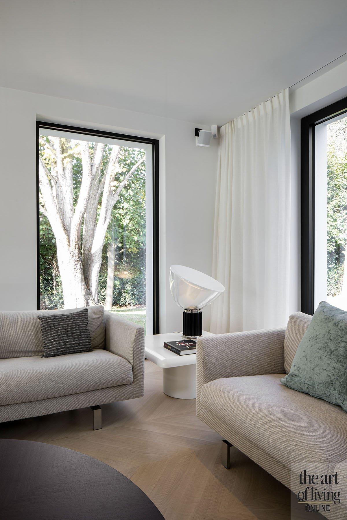 Modern interieur, Buro2018, the art of living