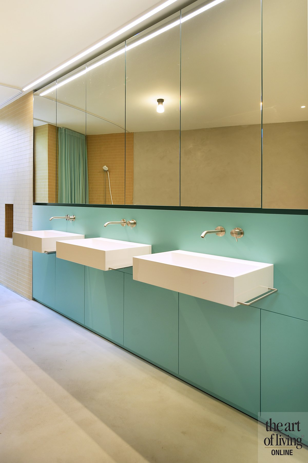 Strak interieur, DMOA, the art of living