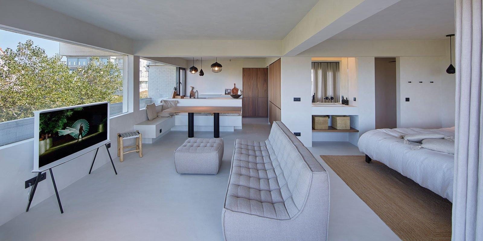 Inrichting appartement, Design Studio Anneke Crauwels, the art of living