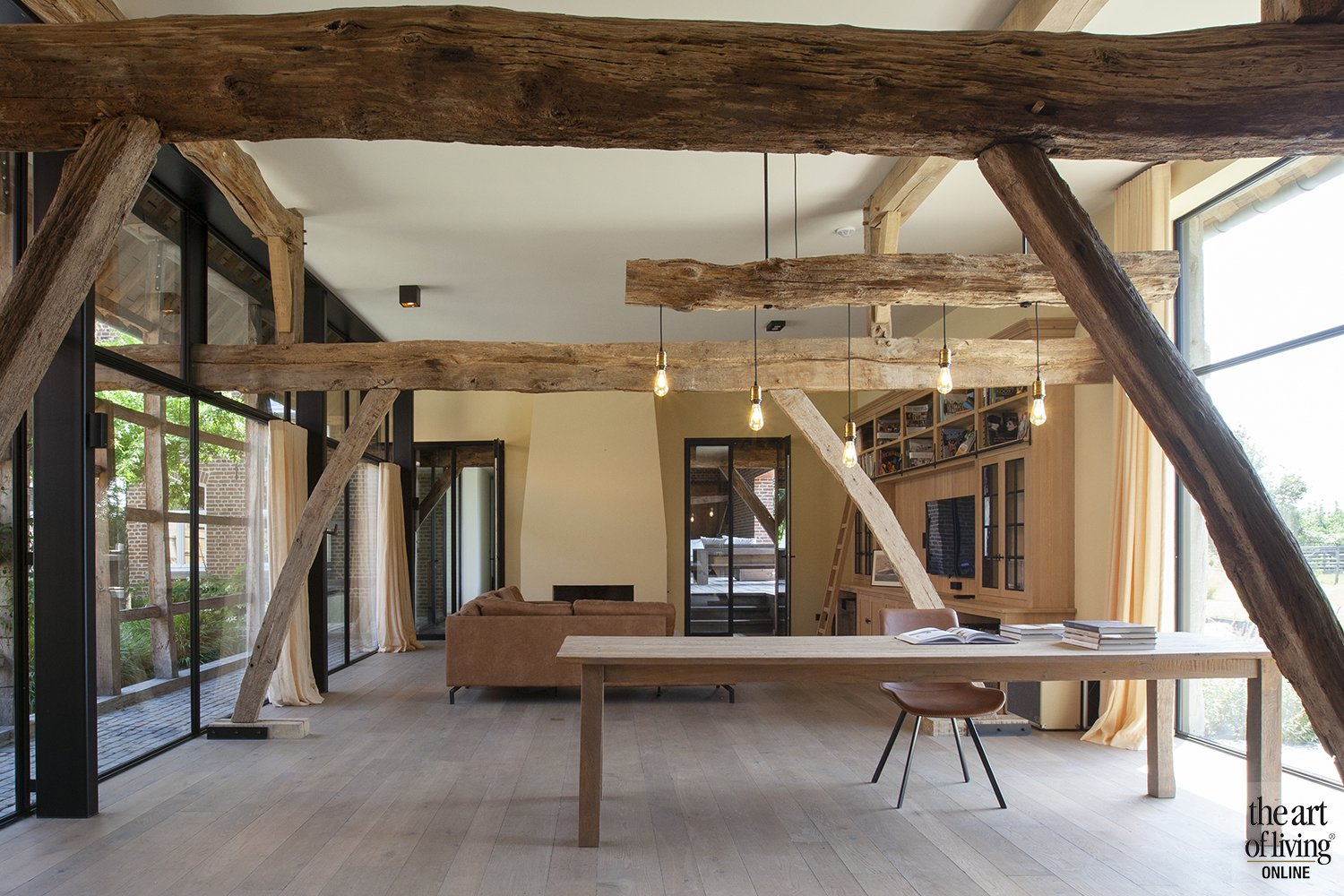 Architectslab, verbouwing, the art of living