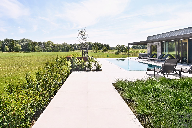 Villabouw, Boxxis Architecten, the art of living