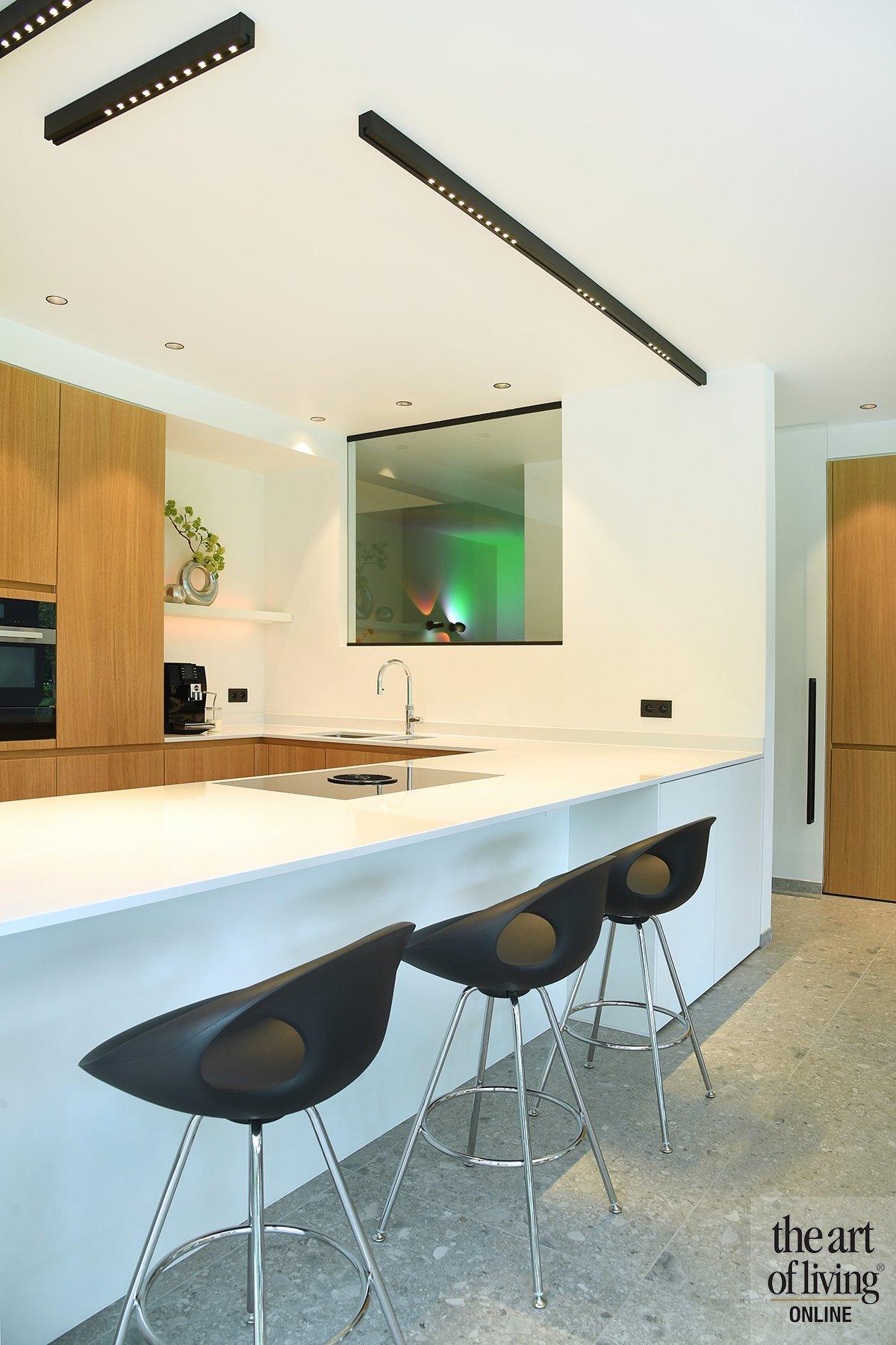 minimalistische villa, NANO Architecten, the art of living