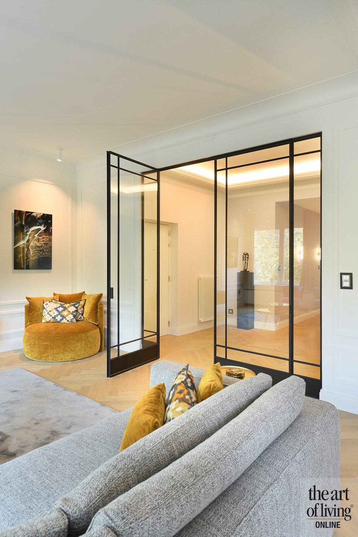 renovatie, Kove interior, the art of living