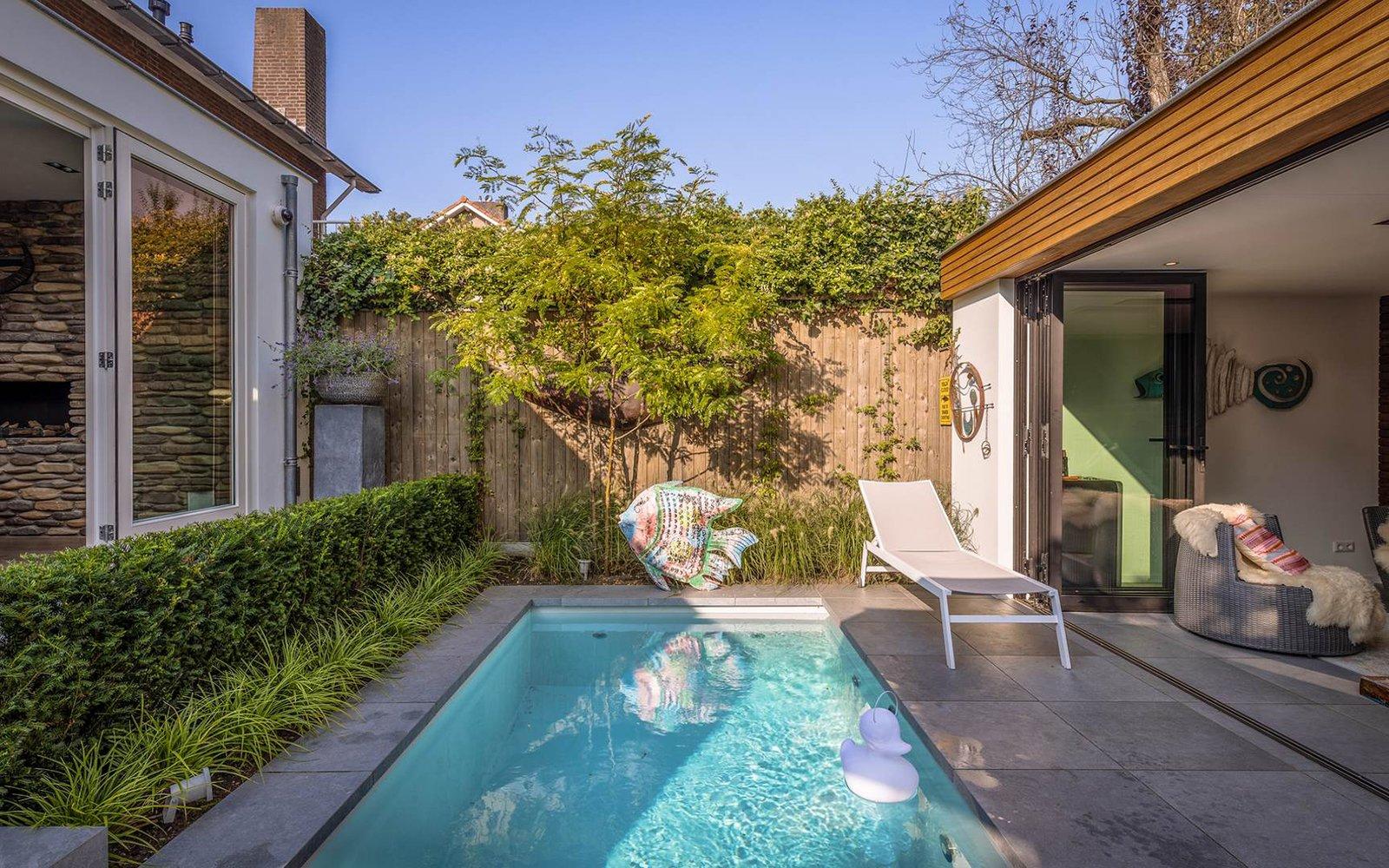 Kleine moderne tuin, Stoop Tuinen, The Art of Living